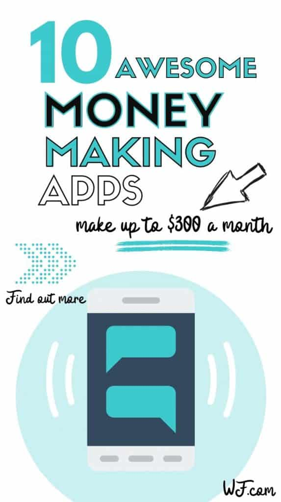 10 Apps To Make Extra Money