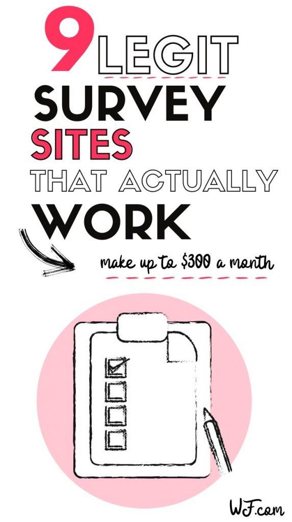 9 legit survey sites that actually work