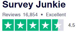 survey junkie trust pilot review