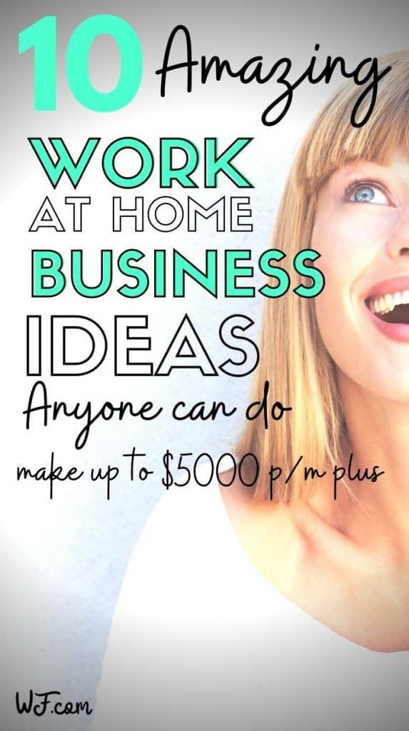 10 amazing business ideas
