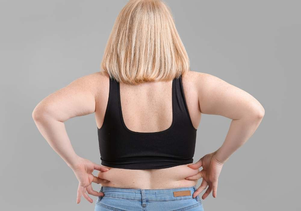 How to get rid of love handles fast